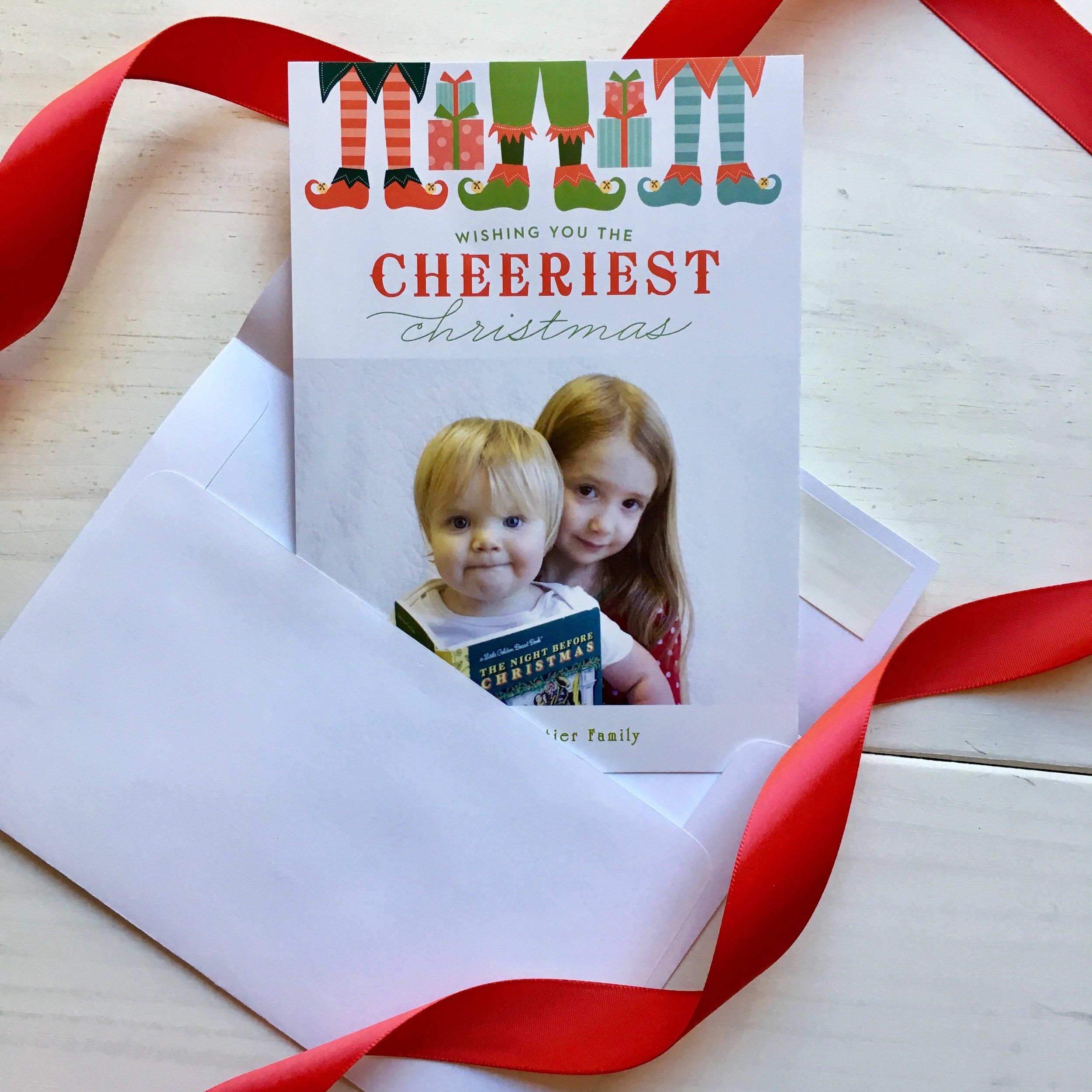 Our Christmas Card!