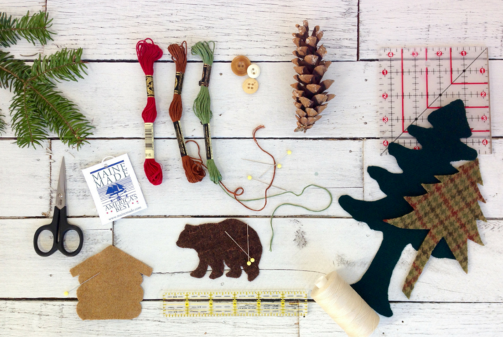 New England Maker:  Away Up North