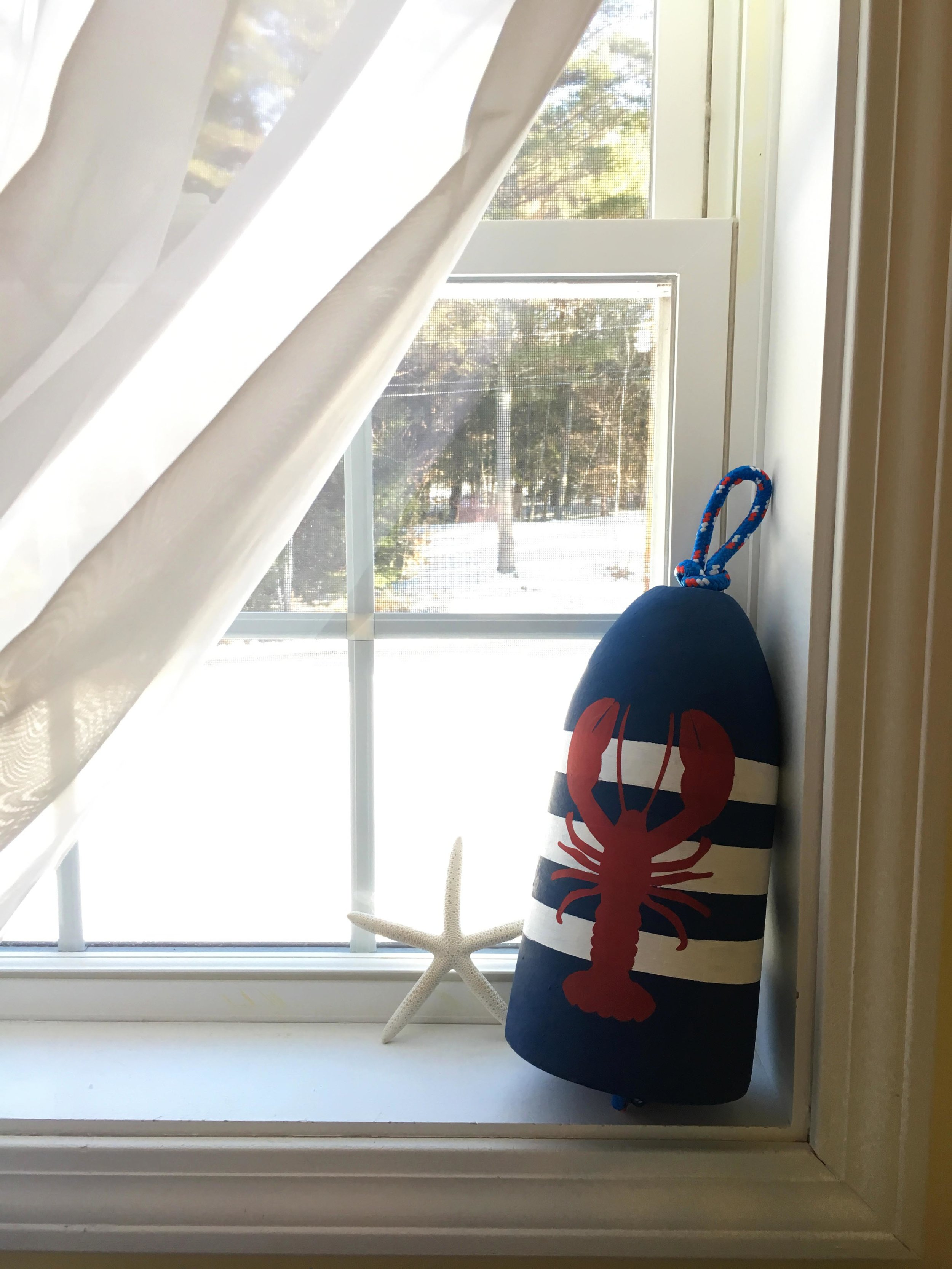 Nautical Decor With The Lost Buoy Giveaway Blog Birch