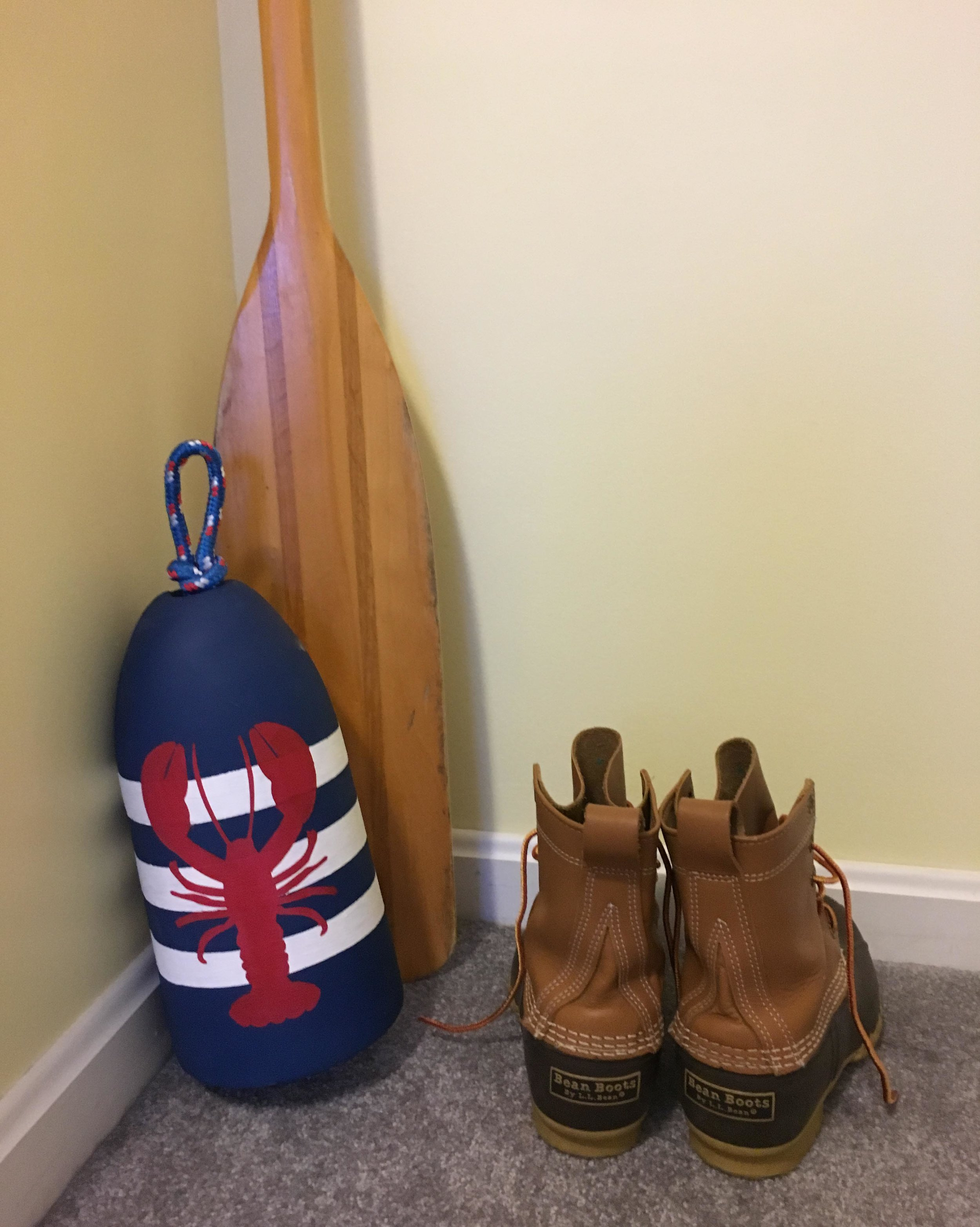 Nautical Decor with The Lost Buoy + Giveaway!