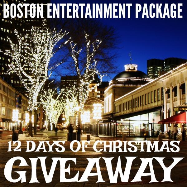 Boston Family Entertainment Giveaway