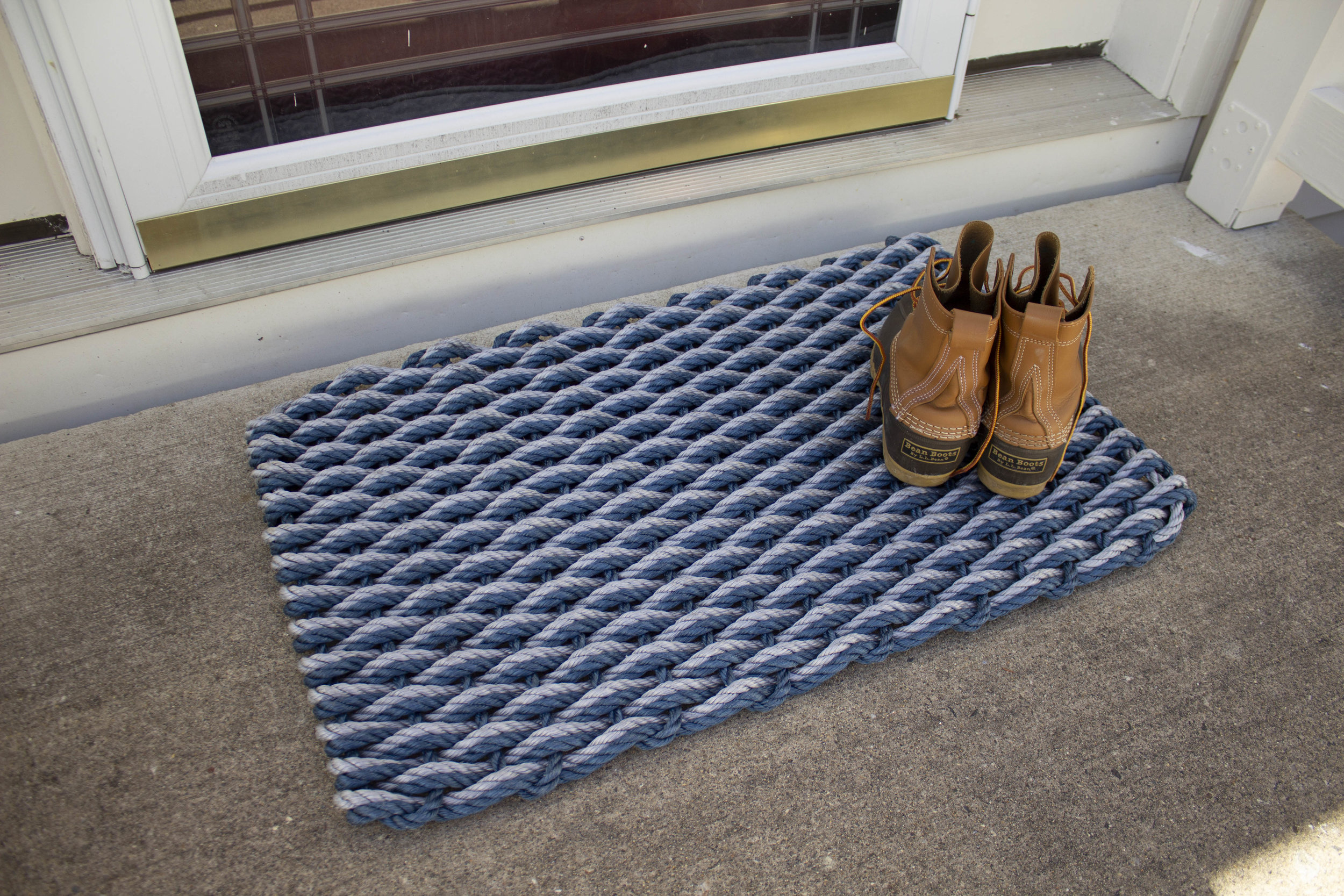 Welcoming Spring with Maine Rope Mats