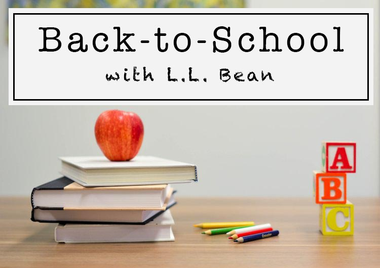 Back-to-School Fashion with L.L. Bean