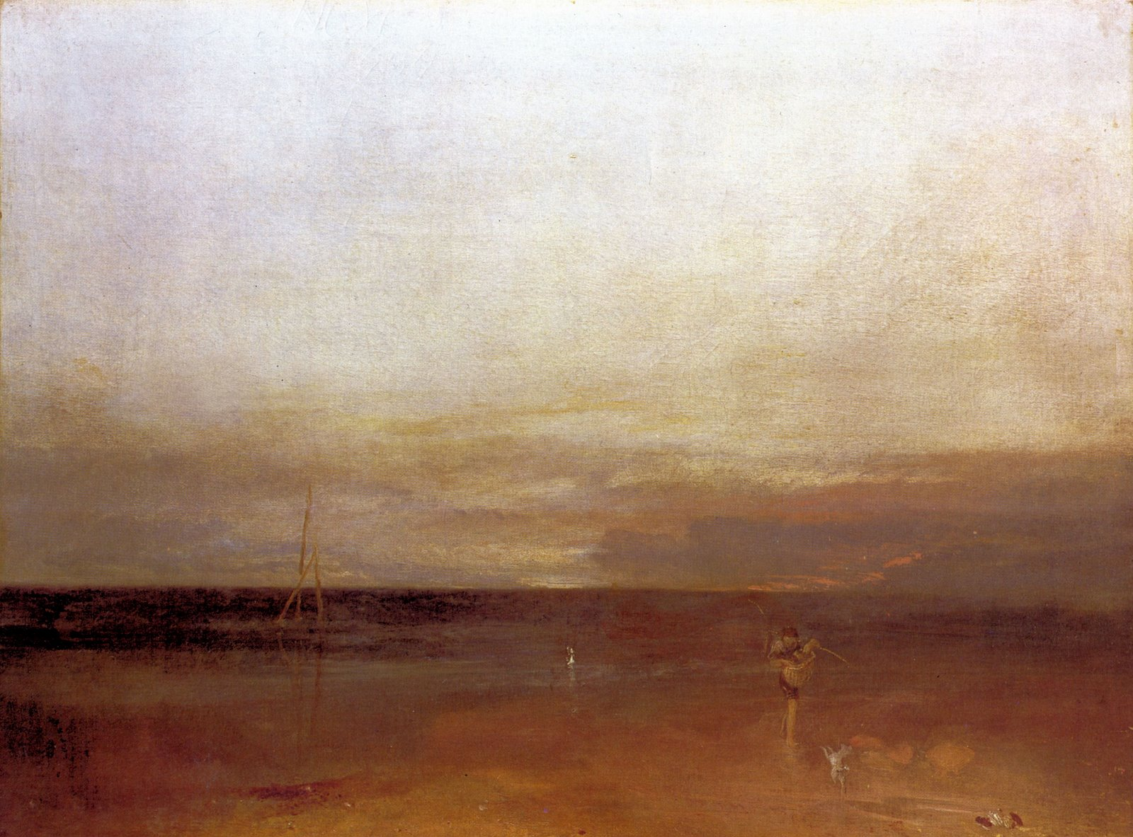 """""""Great is the art of beginning, but greater the art is of ending.""""   Henry Wadsworth Longfellow,  Elegiac Verse   (J.M.W. Turner's  The Evening Star )"""