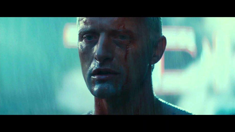 """user/BorisJohnson1593 explains Blade Runner's """"tears in the rain"""" monologue   A lovechild of Ridley Scott and Philip K. Dick"""