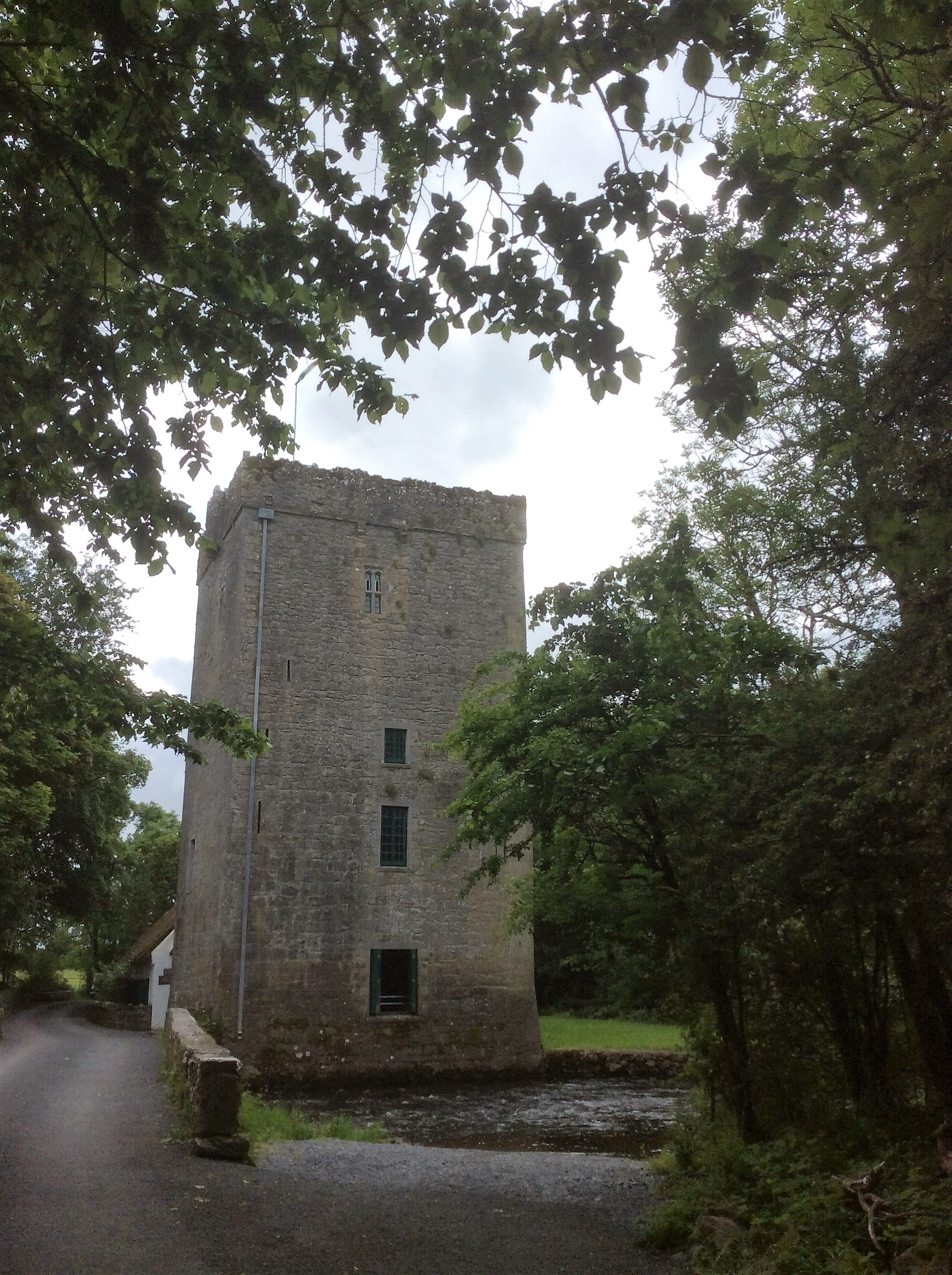 William Butler Yeats's Thoor Ballylee