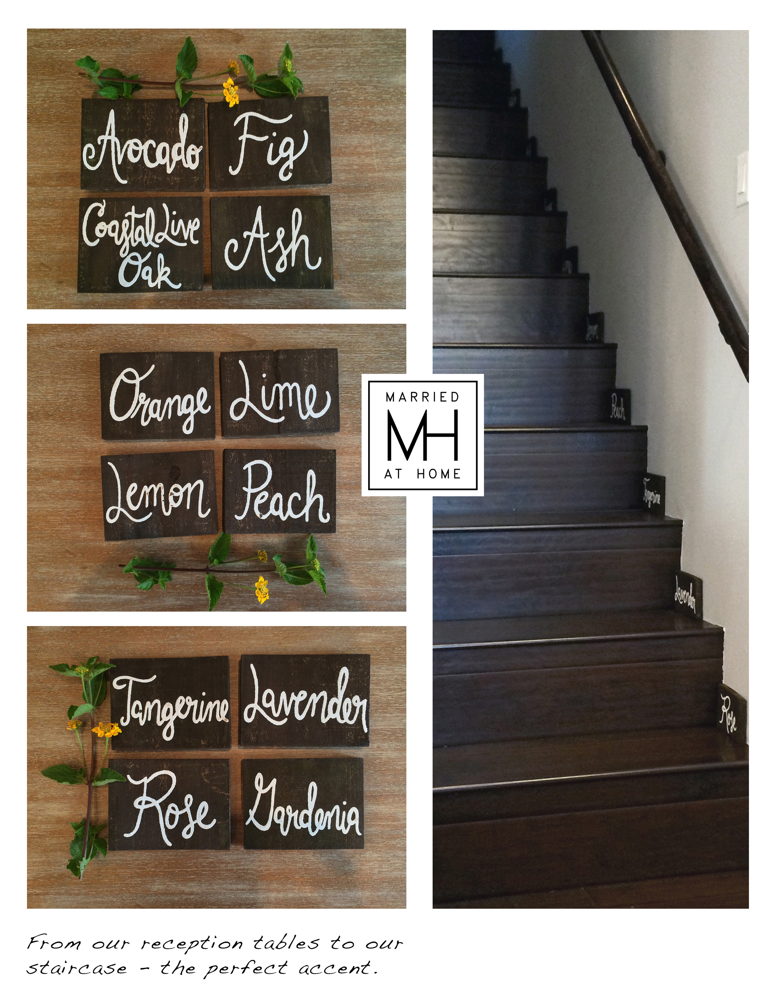 Reusing Table Names | Married At Home