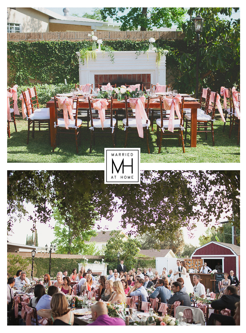 Backyard Wedding | Married At Home