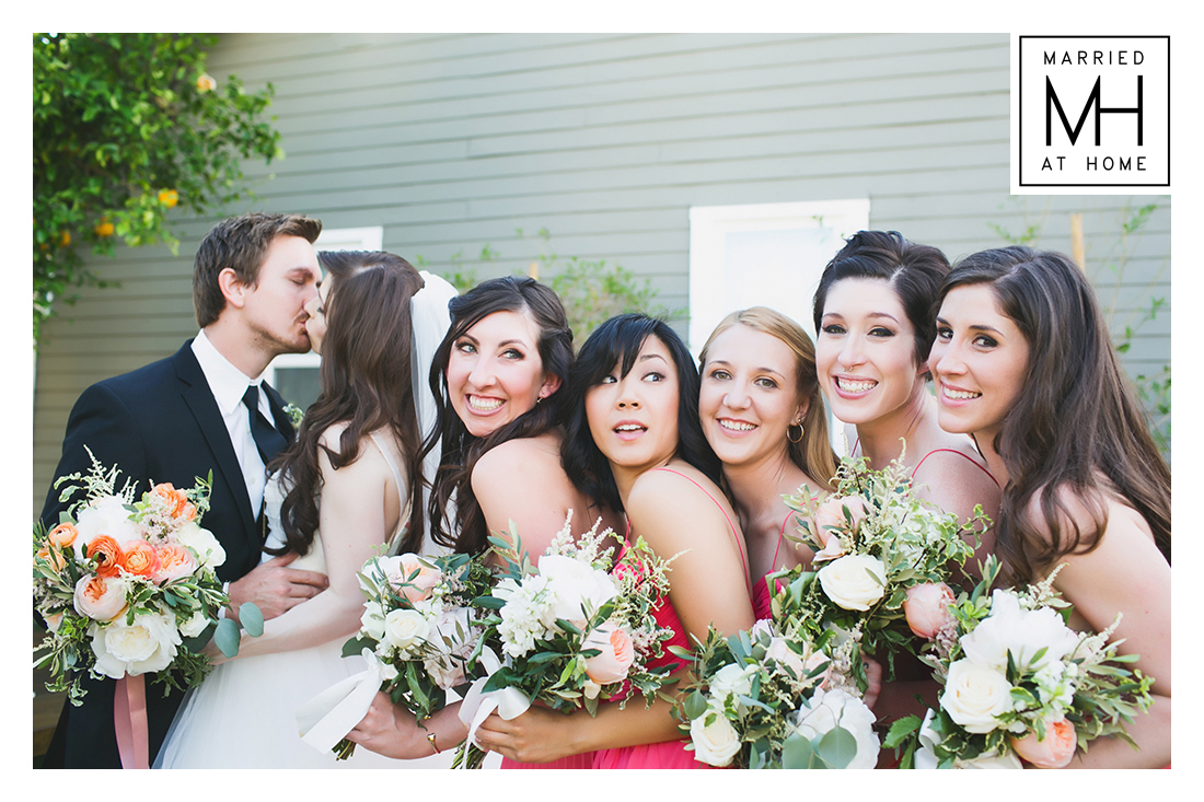 Asking my bridesmaids | Married At Home