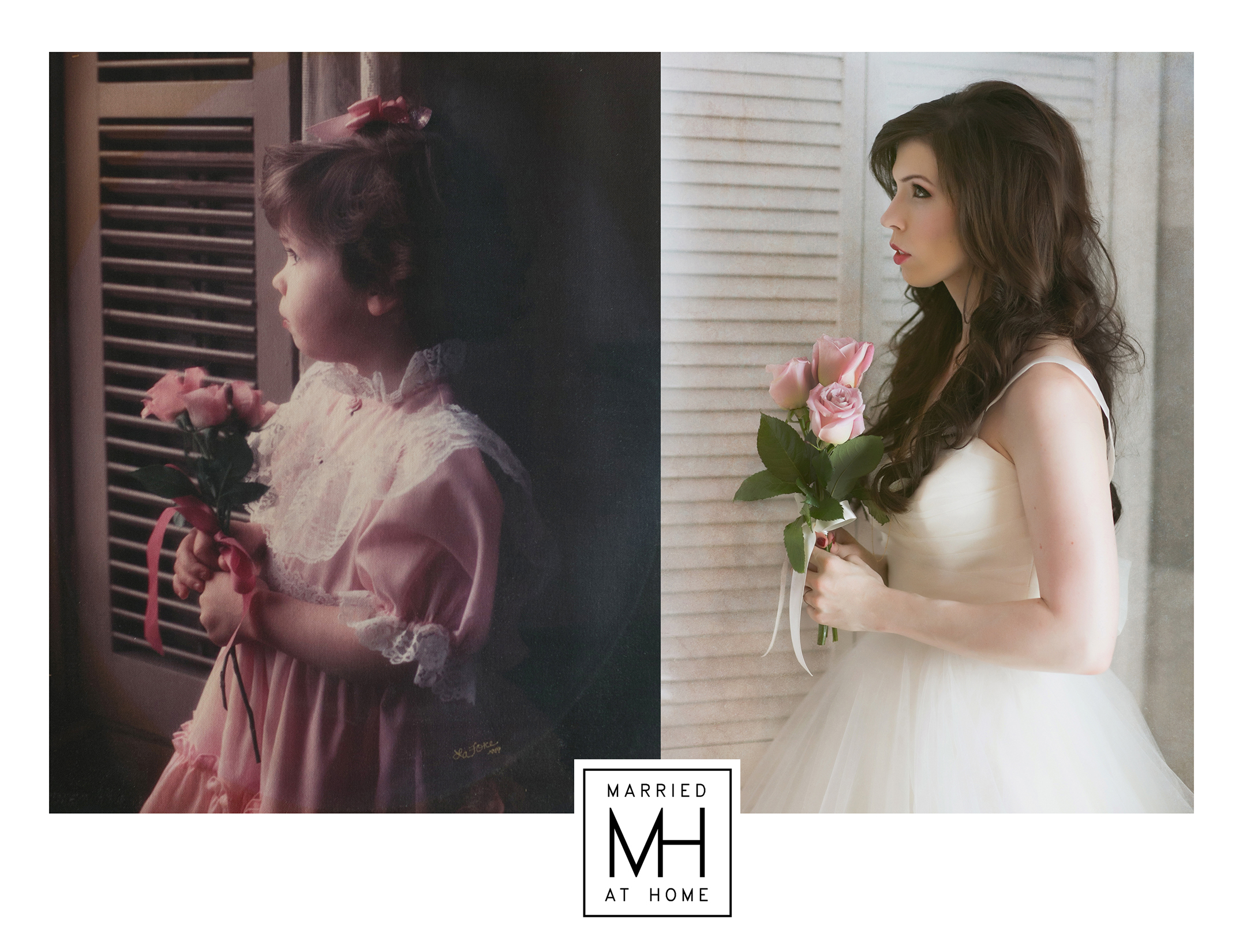 Before and After | Married At Home