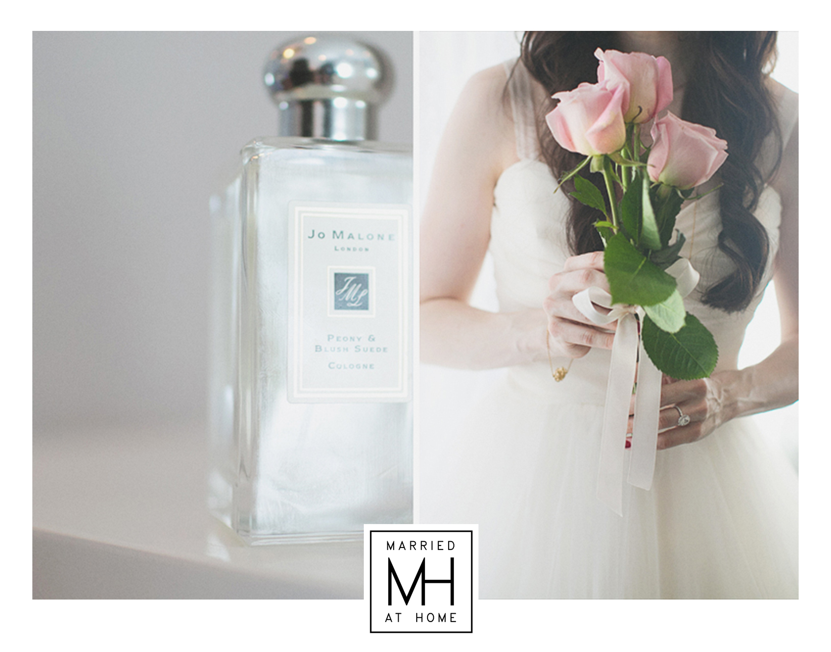 Pink Roses | Married At Home