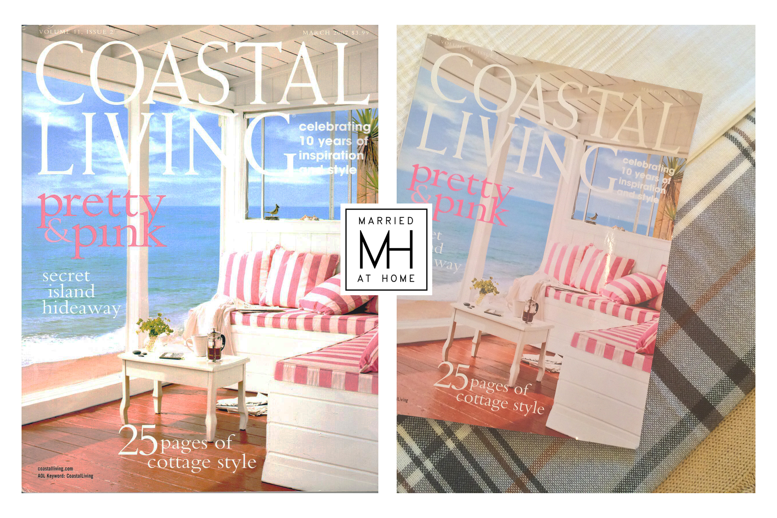 Coastal Living | Married At Home