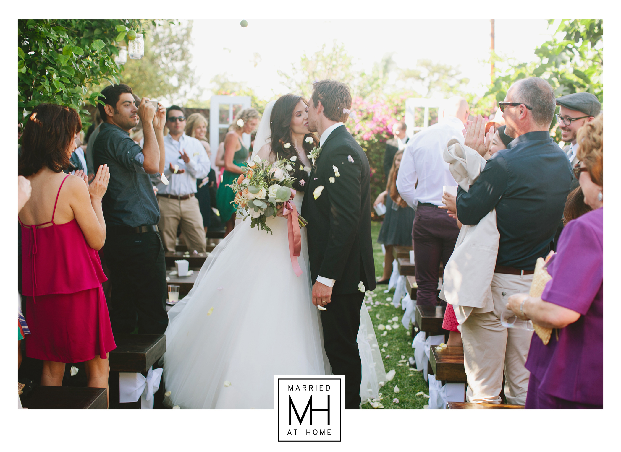Celebrating Six Months | Married At Home
