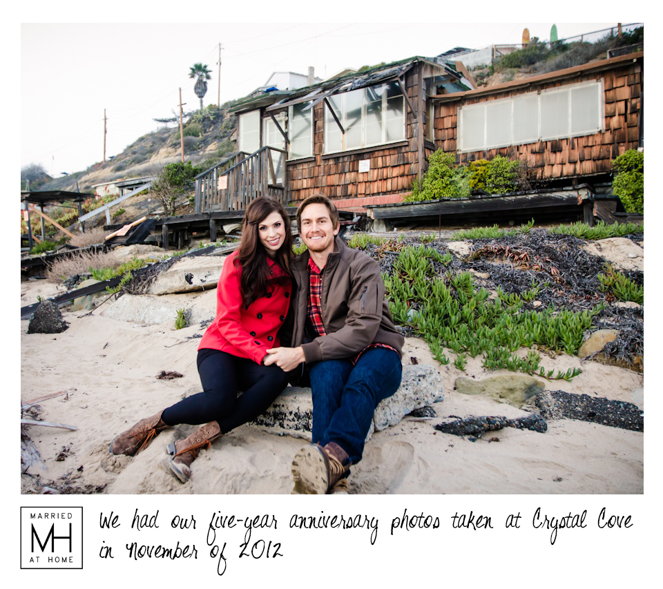 Crystal Cove   Married At Home