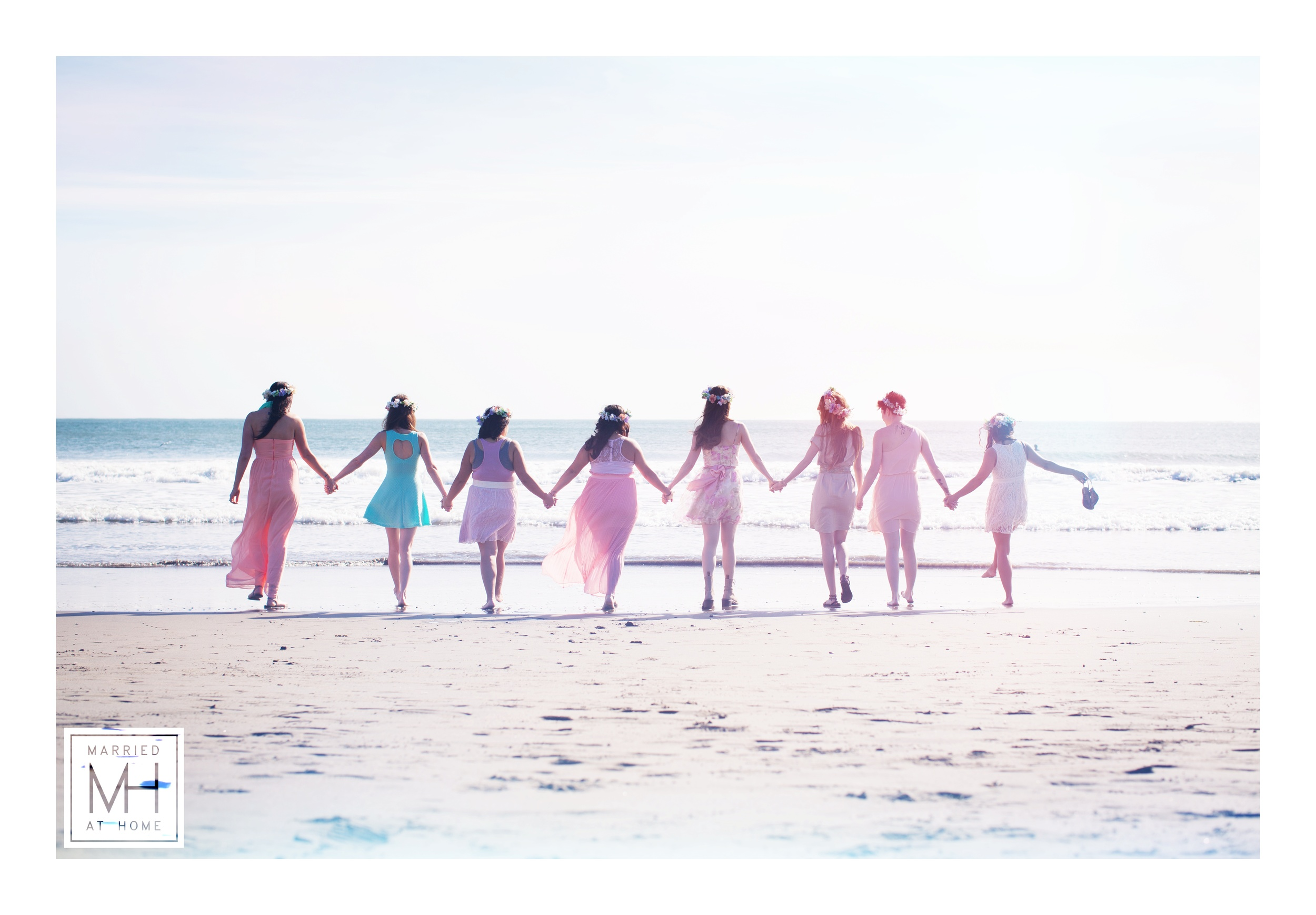 My Bachelorette Weekend | Married At Home