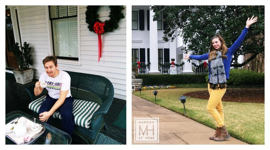 Macon, GA! | Married At Home
