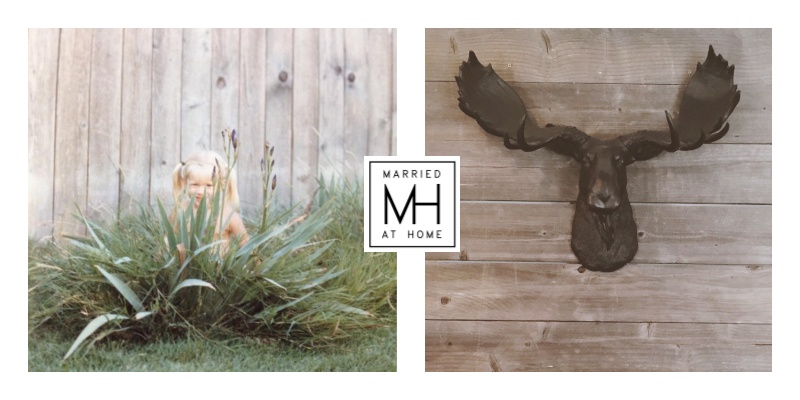 DIY Reclaimed Wood | Married At Home