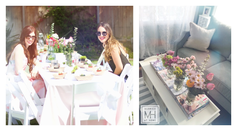 Farmhouse Garden Party | Married At Home