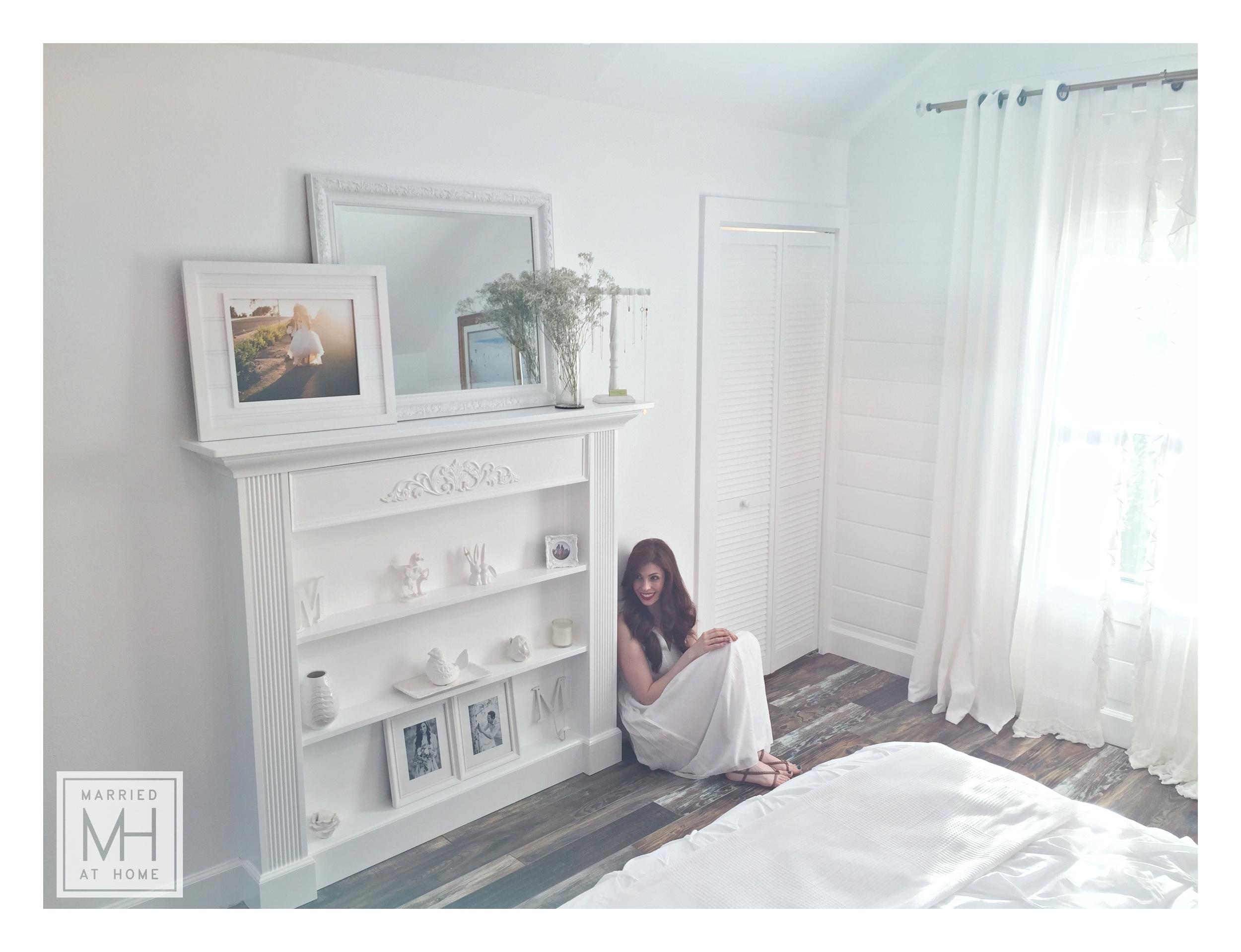 Farmhouse Loft Bedroom Renovation   Married At Home