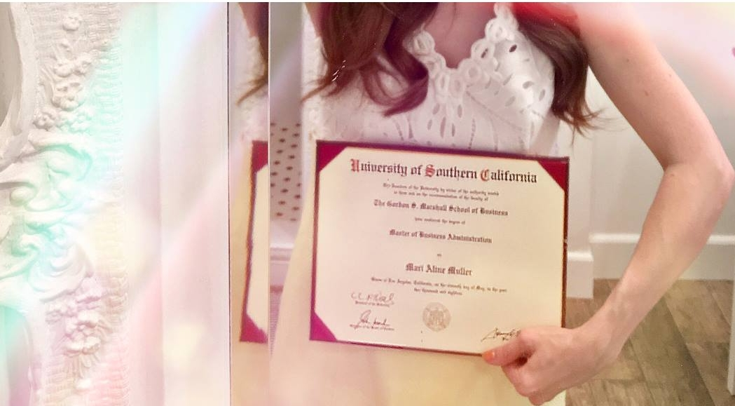 Graduated | Married At Home