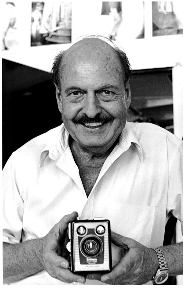 Stan Ciccone, my first portrait subject, March 1991