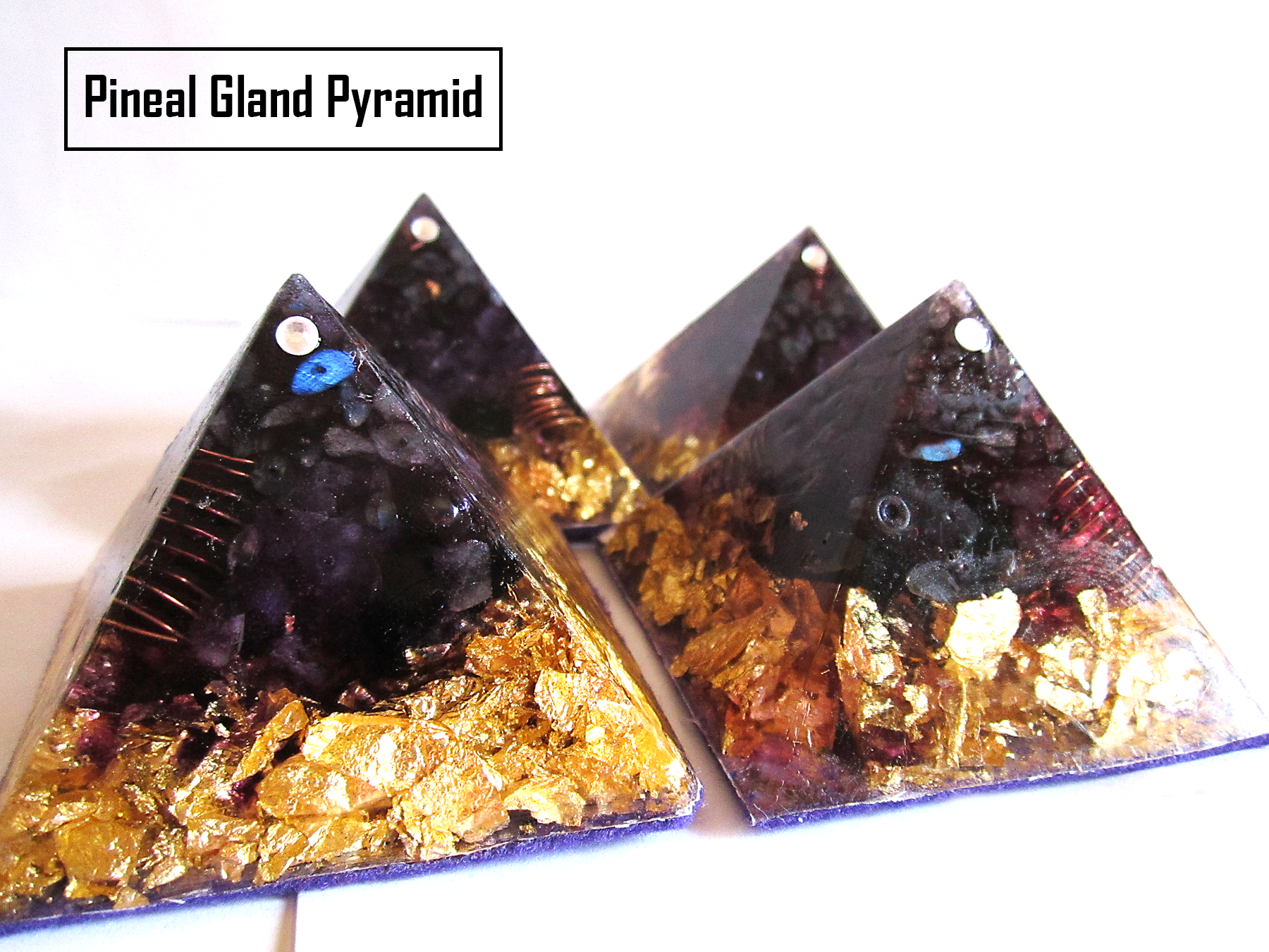 Orgone Pyramid Pineal Gland