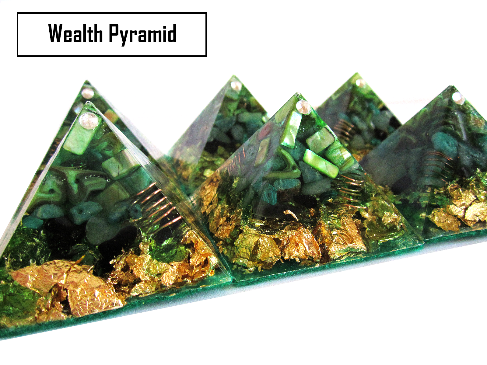 ORGONE MONEY PYRAMID