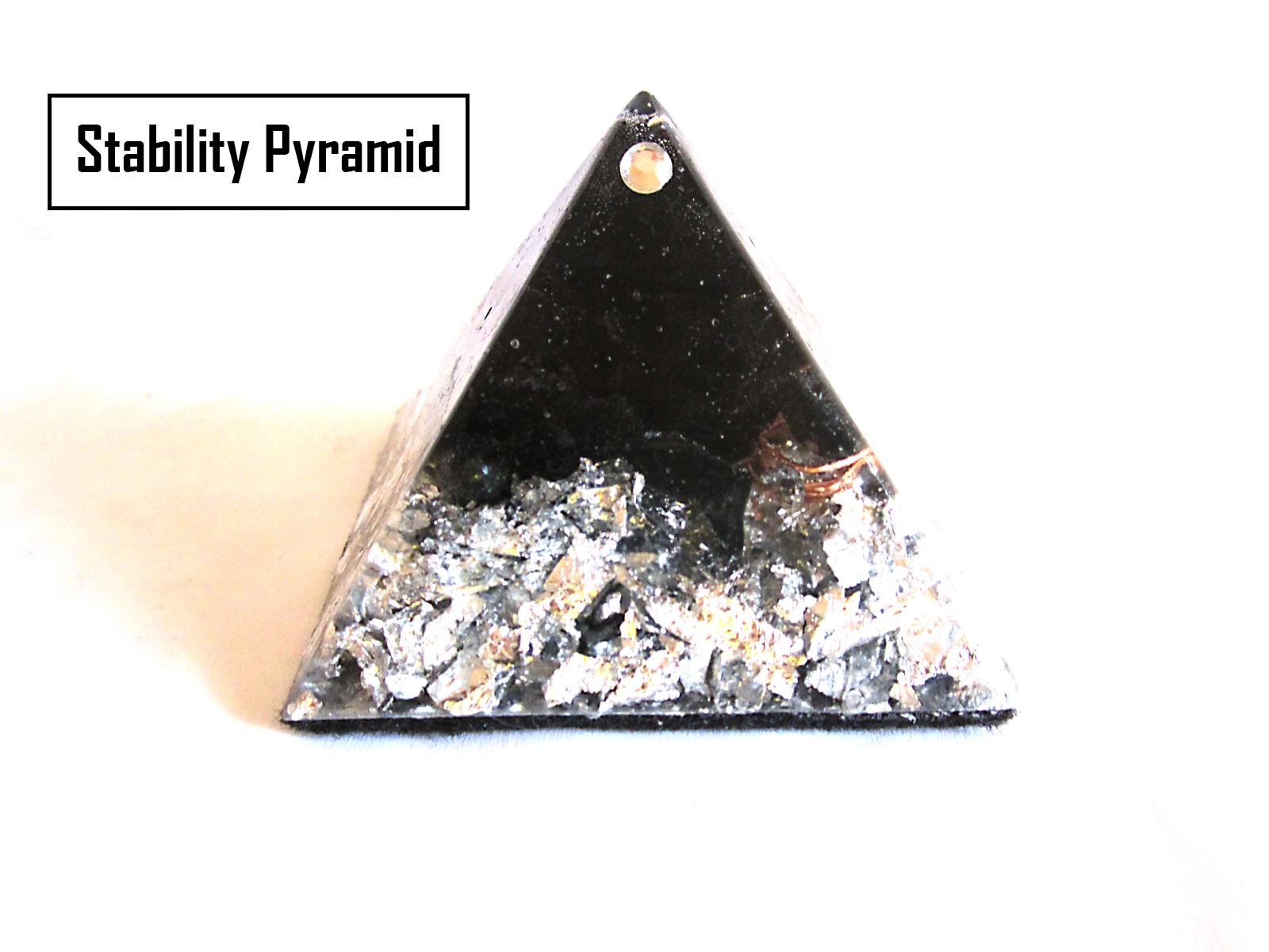 Orgone Stability Pyramid