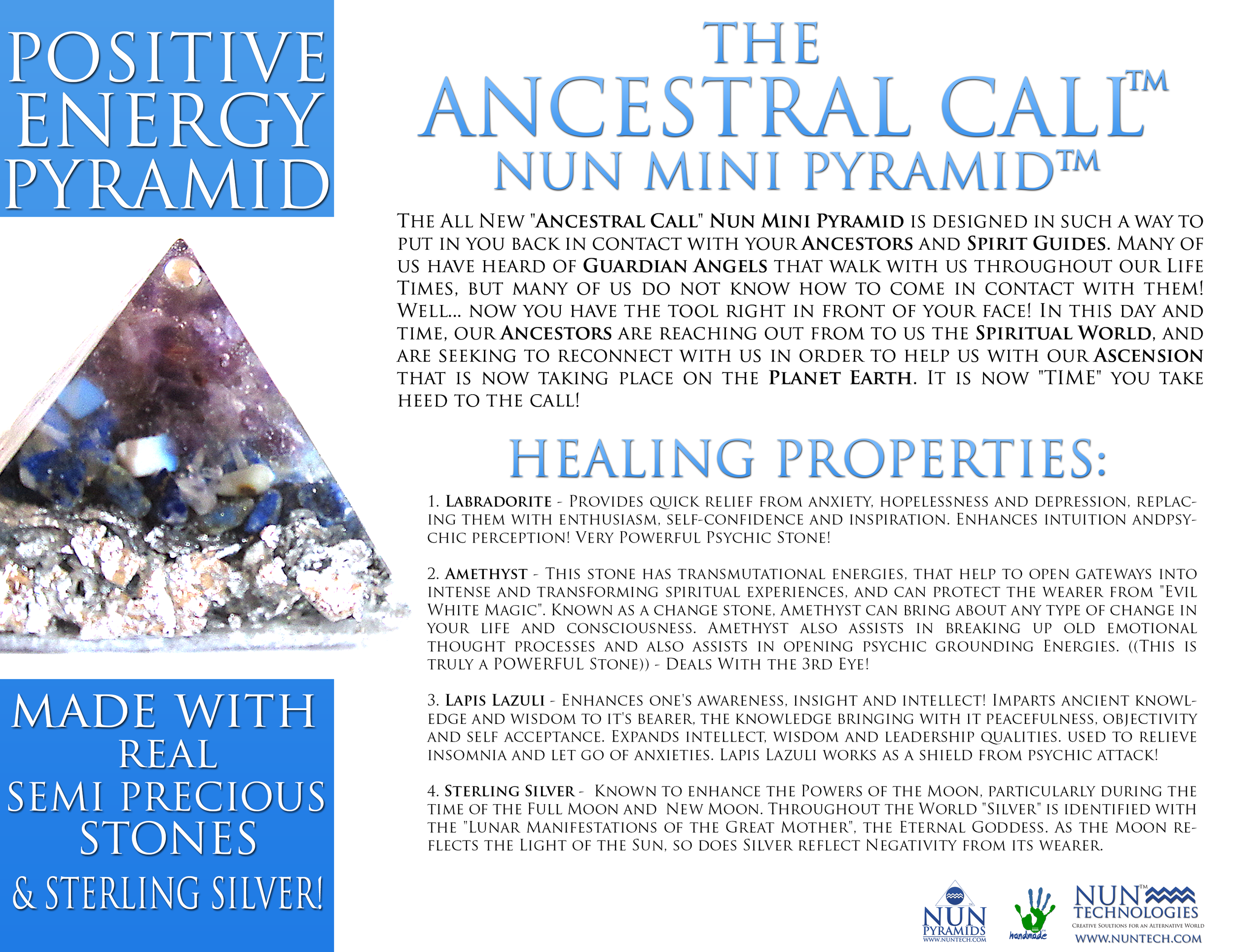 Ancestral Call Mini Promo Flyer.png