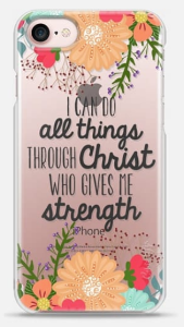 For the techie, a  SCRIPTURE CASE  from Olive Tree Designs.