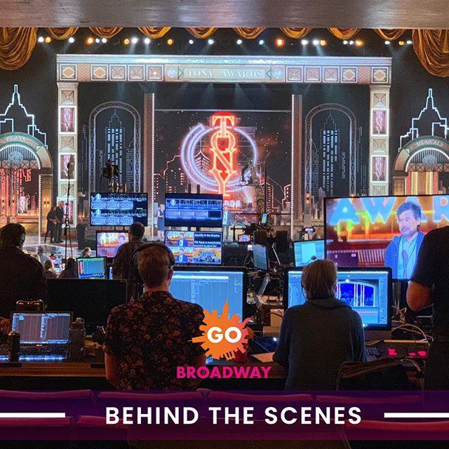 🎭Join in the 73rd TONY AWARDS! ⠀ 👉🏻Seguí nuestras stories y descubrí lo que sucede en Radio City Music Hall! ⭐️