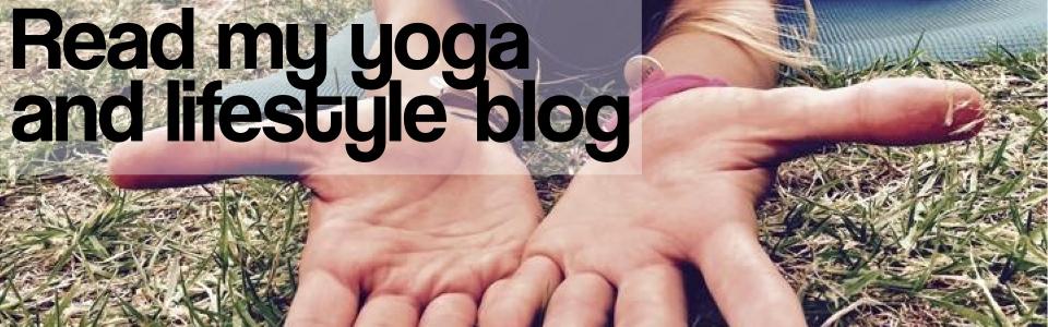 Yoga Sidsel Blog