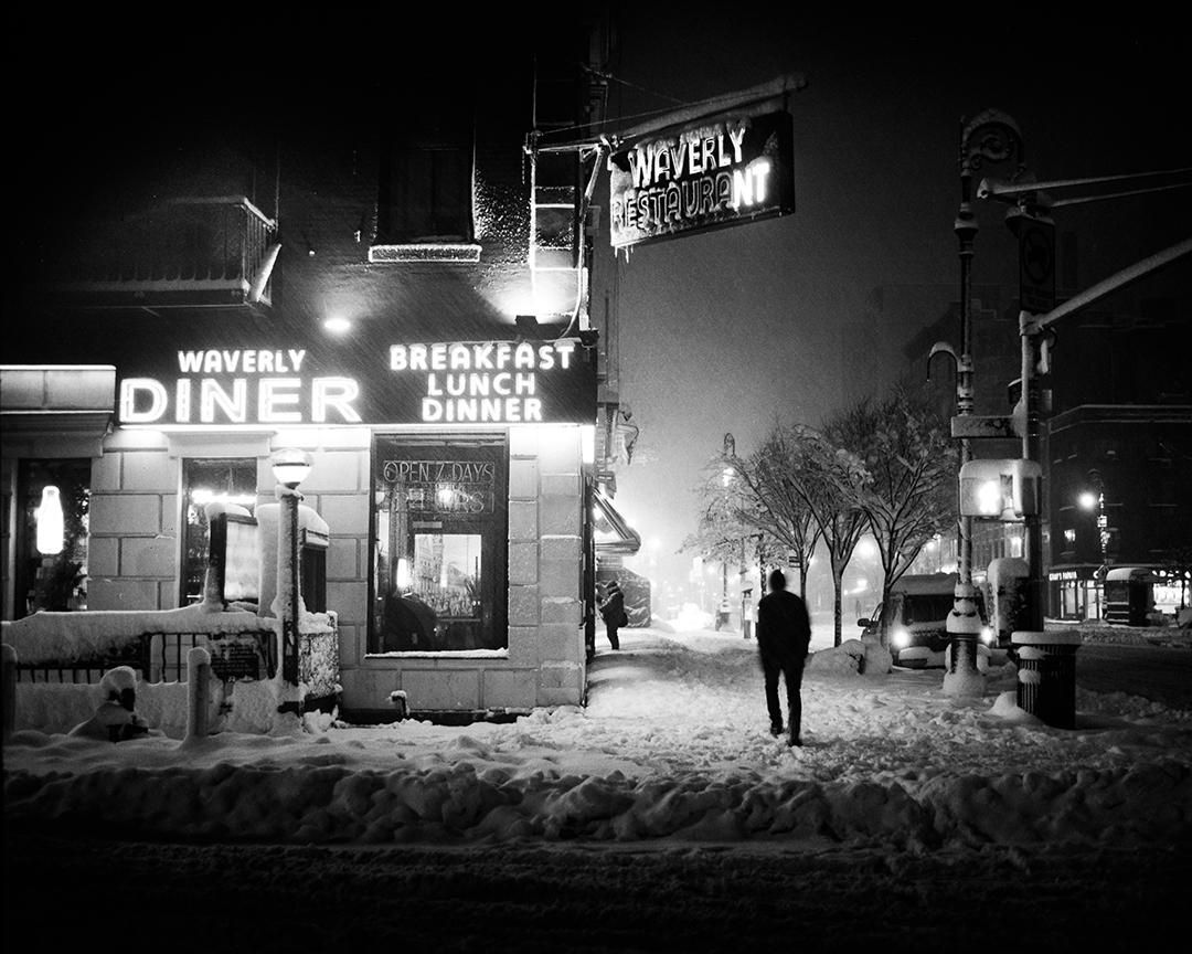 Wavererly Diner by Danny Belinkie