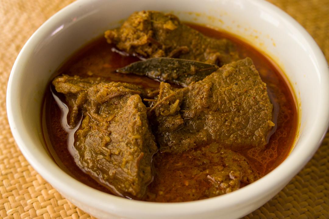 #18 Burmese Curry Beef (Ahmea Se Pyan)