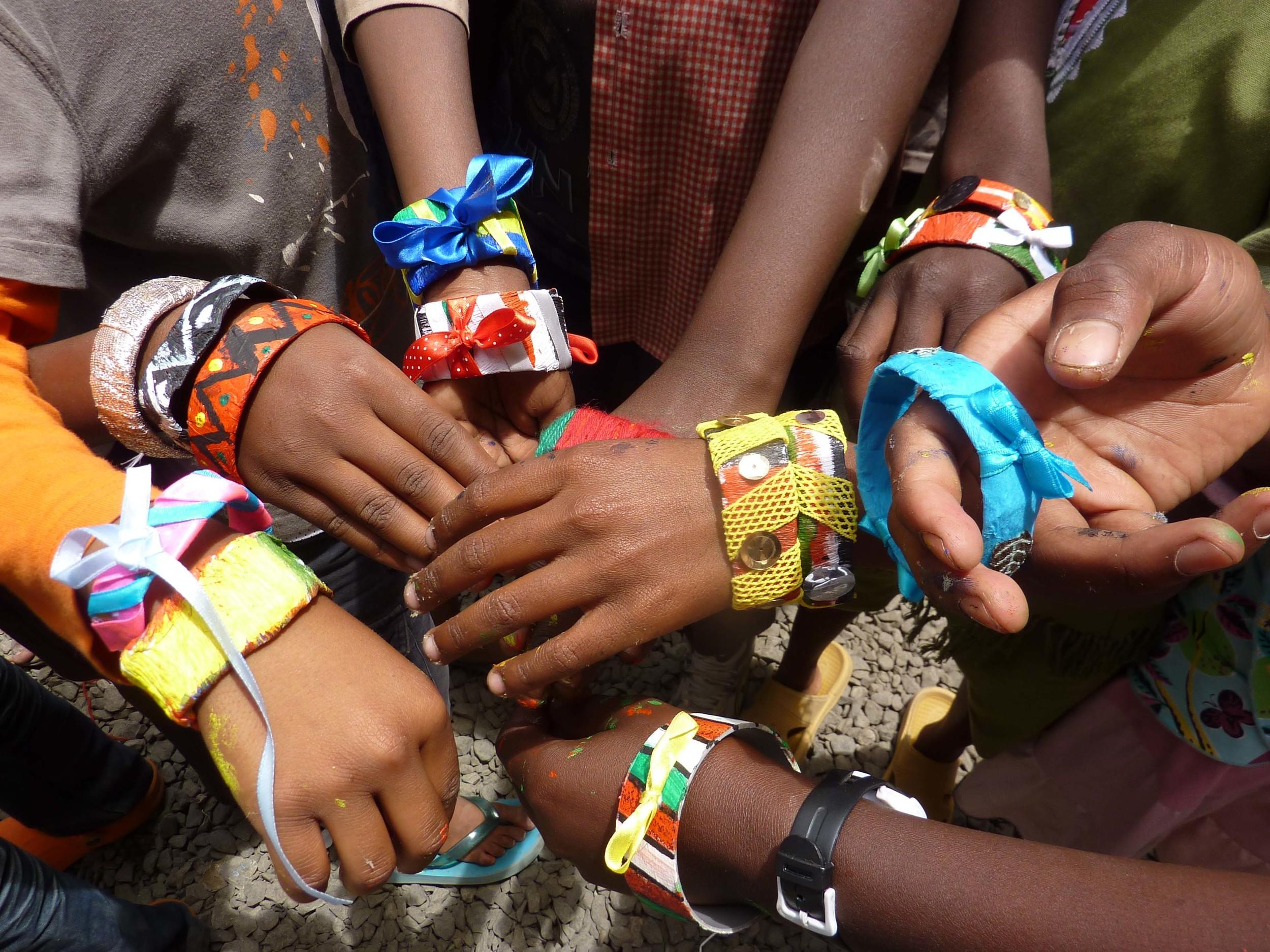 art Bracelets design  - Mathare.jpg