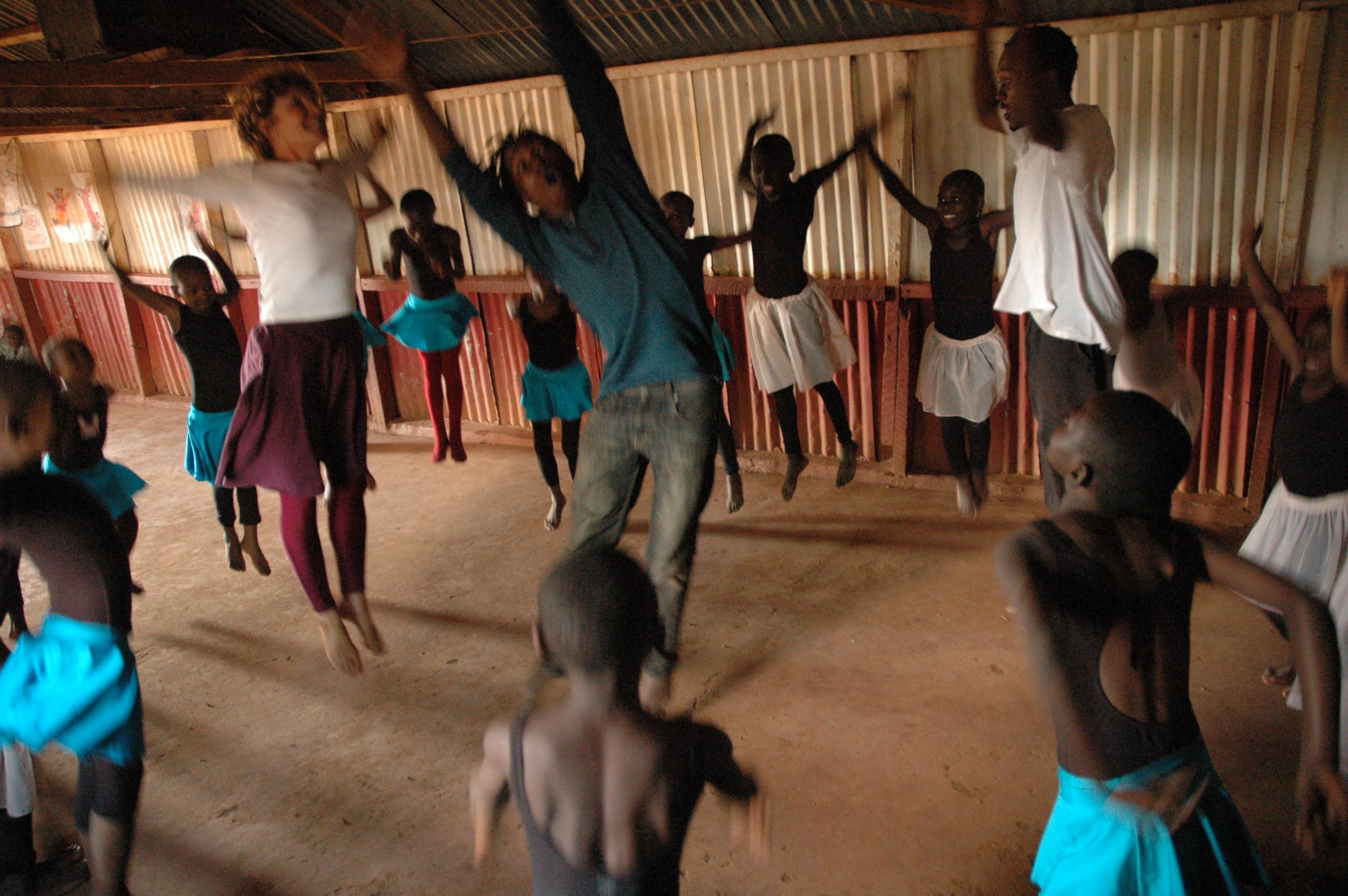 Ballet in Kibera.JPG