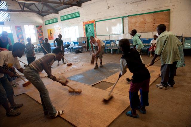 Dance - STOMP volunteers.jpg