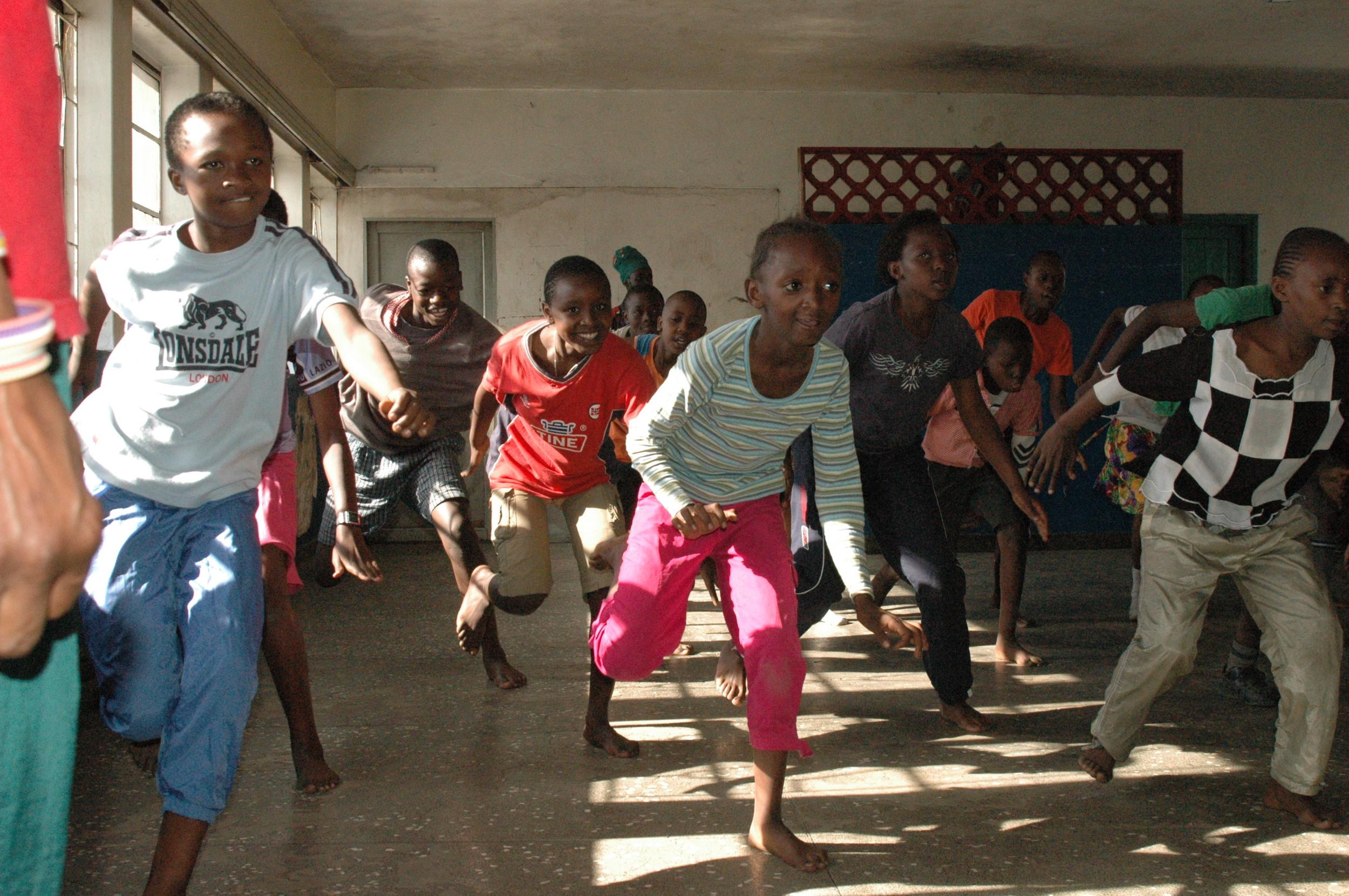 Dance -contemporary Dance Mathare.JPG