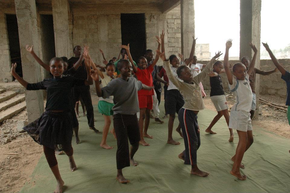 Dance Traditional dance class Mathare.jpg