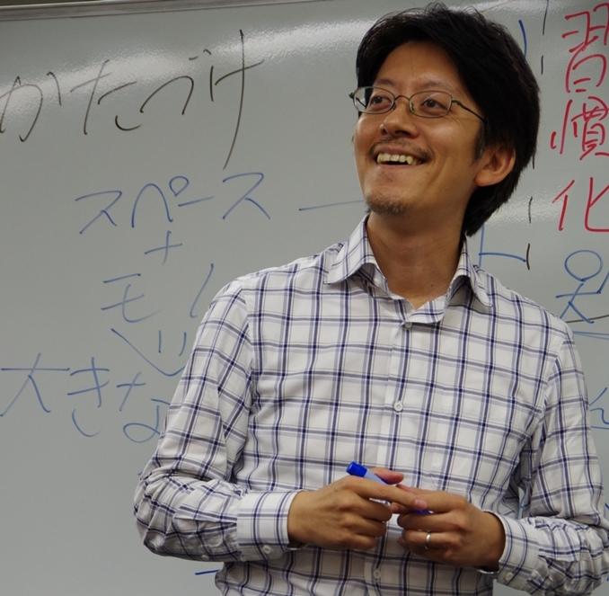 スッキリ・ラボ 小松易氏