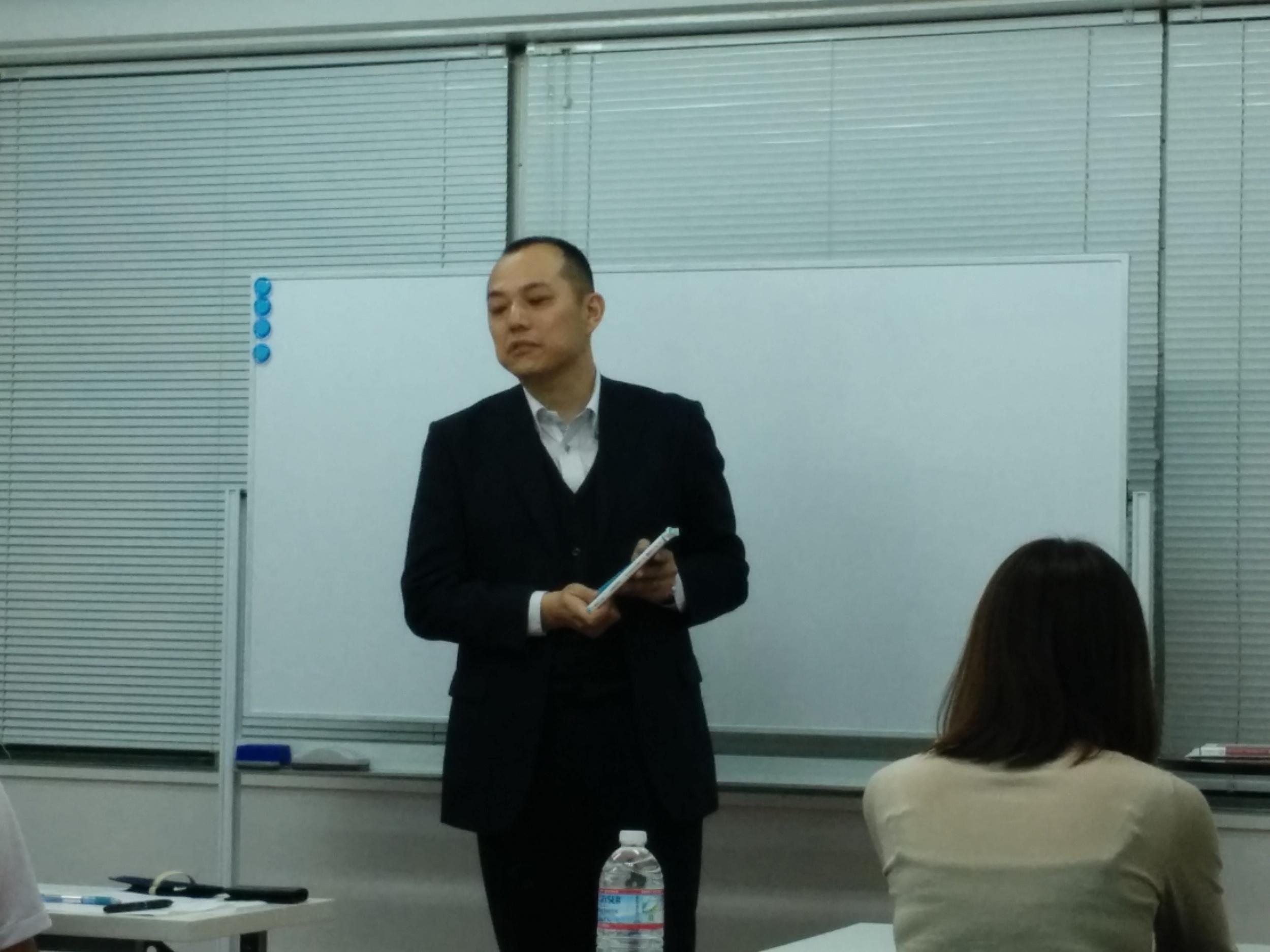 古典と現代経営理論から学ぶ、企業経営のための意思決定セミナー写真①.jpg