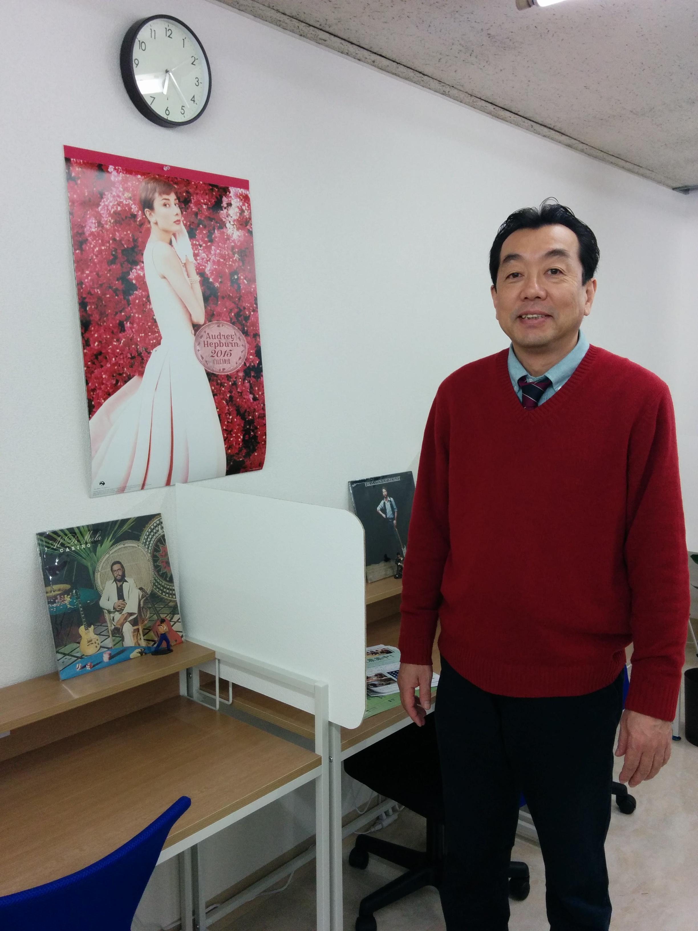 千葉コワーキングスペース&レンタルサロン「シンフォニア」・田中様