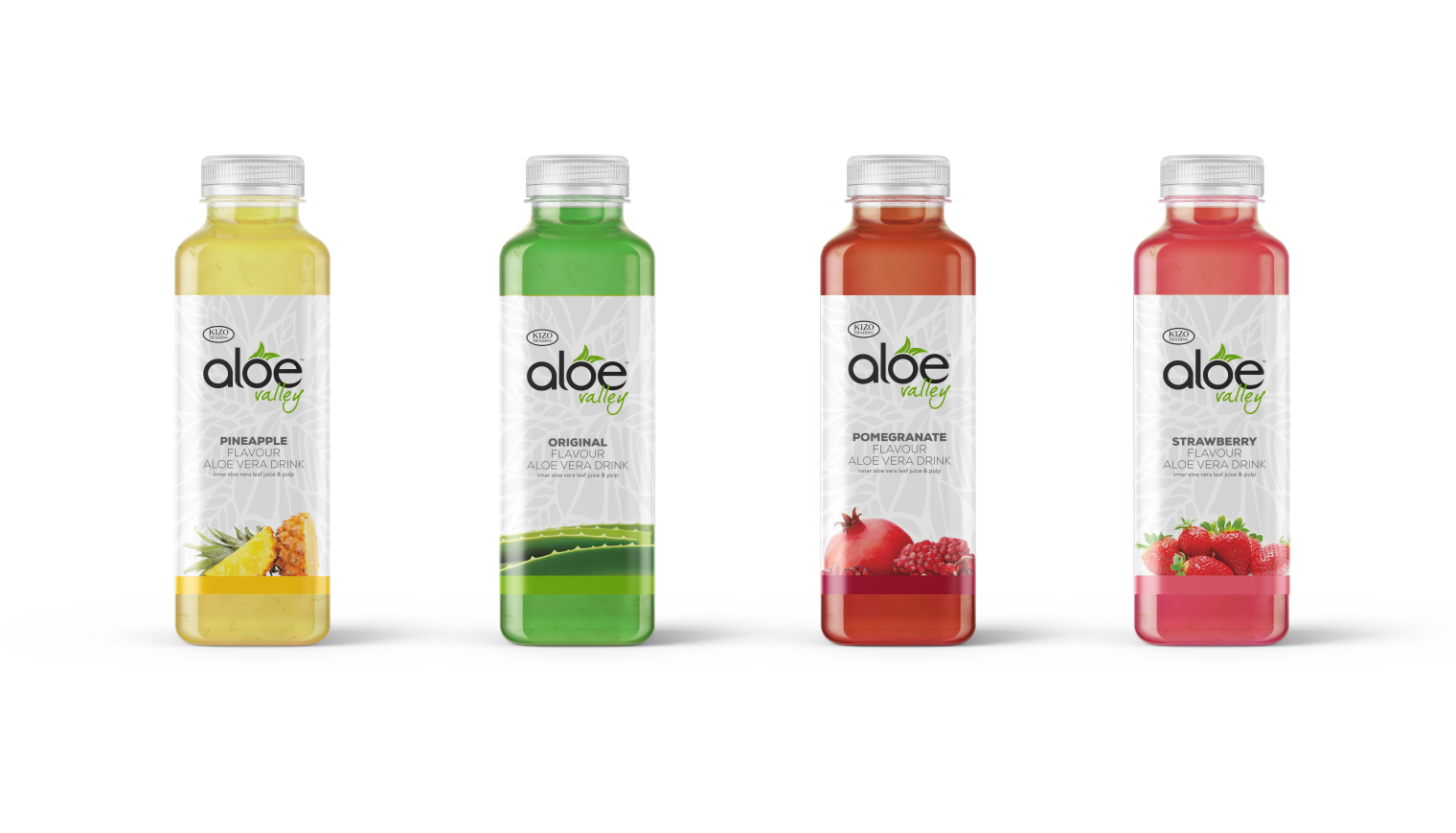 Aloe Vera Juice Packaging Design