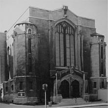 Simpson Street Church 1900-1987