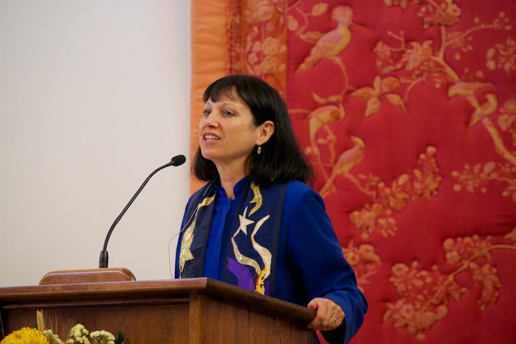 Diane-speaking