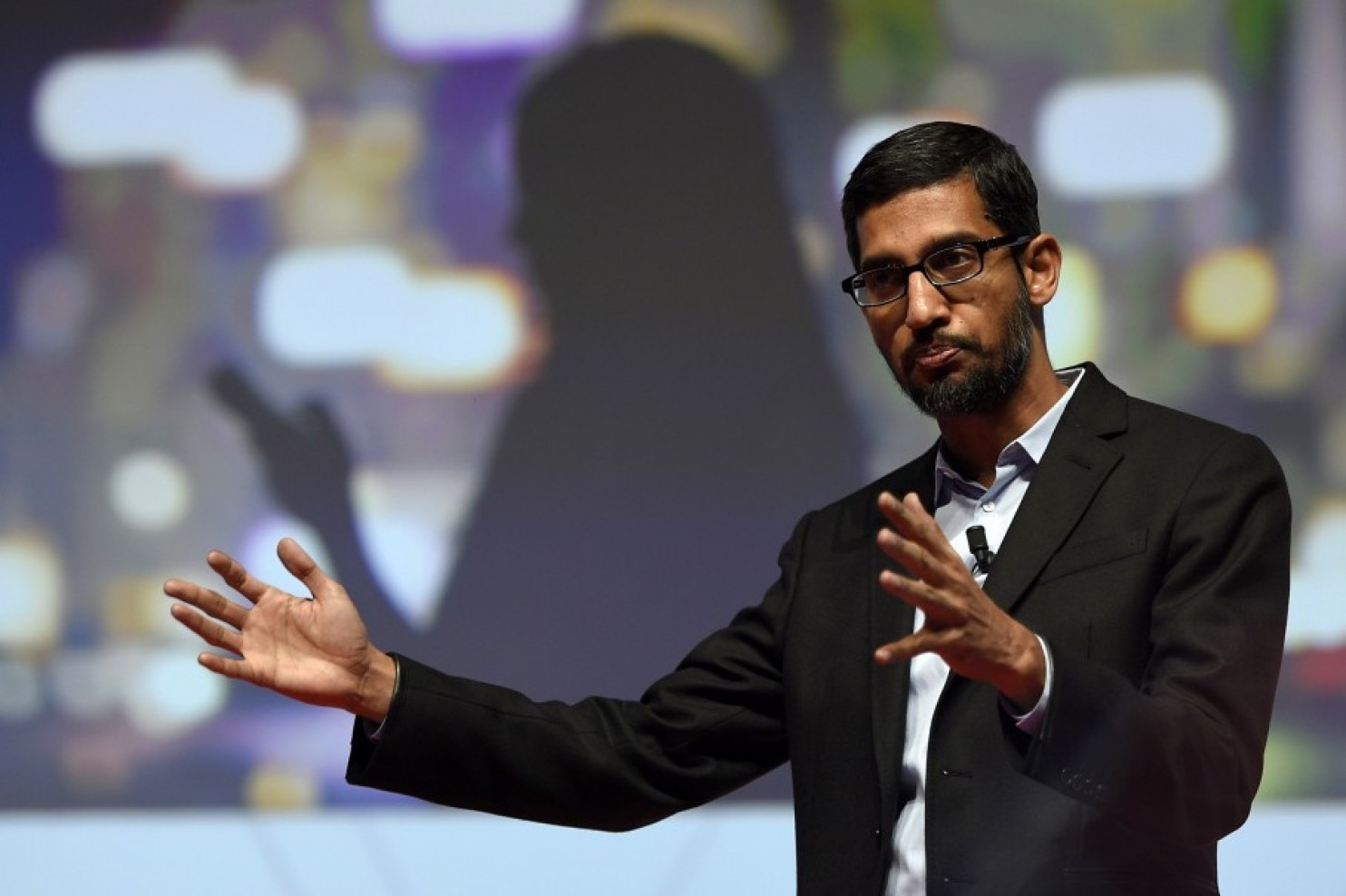 GoogleSr. VP of Products Sundar Pichai confirmed the company's plans to offer its own mobile service at Mobile World Congress yesterday. Credit: Washington Post