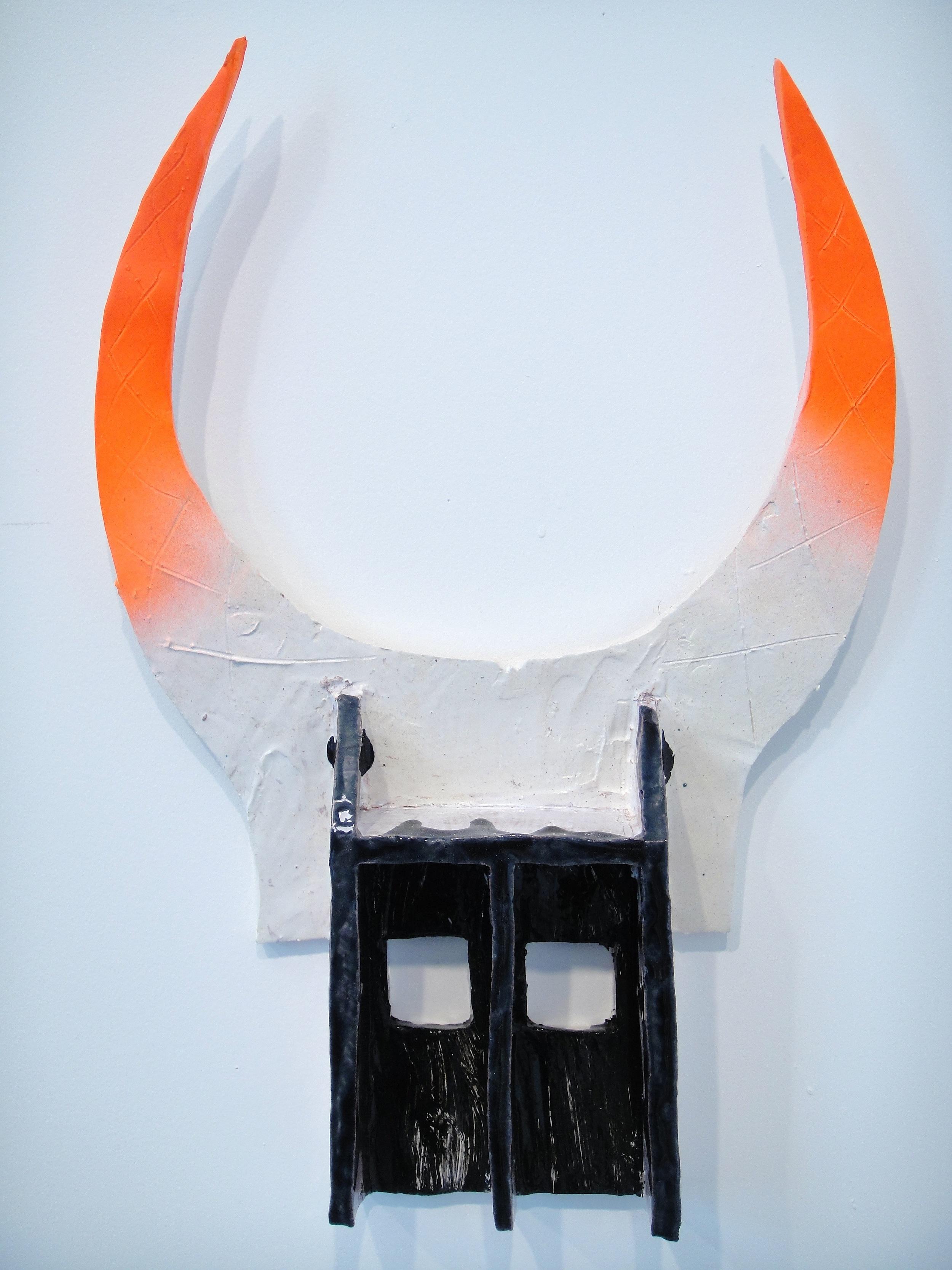 Dogon Bull Horn Mask