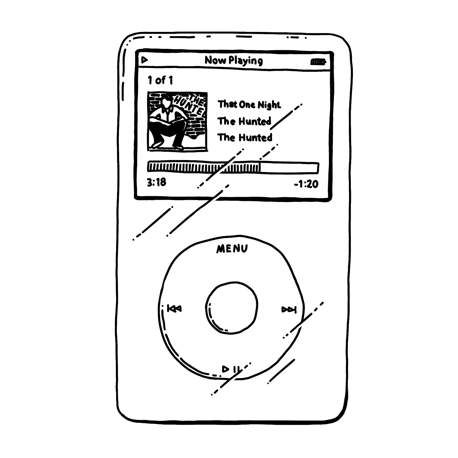 The Office Baby Chart Week 15 White Elephant iPod