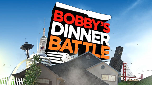 Marc and Ryan competed on Food Network's  Bobby's Dinner Battle: Battle Chicago  hosted by Bobby Flay—and won the title of Best Home Cooks of Chicago!