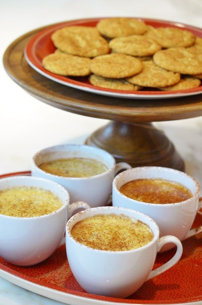 Brown Sugar Snickerdoodles & Winter Hot Chocolate are two classics with a Marc Sievers twist!